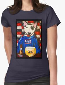 Spuds MacKenzie Womens Fitted T-Shirt
