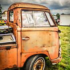 Rustic Single cab  by Tony  Bazidlo