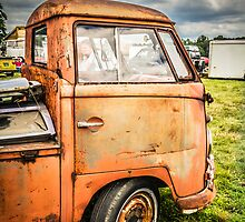 Rustic Single cab  by Tony  Bazidlo