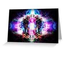 Gateway to Ascension  Greeting Card