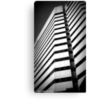Clark Building Canvas Print