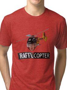 RAFFLCOPTER Tri-blend T-Shirt