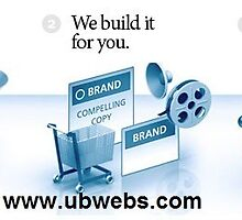 website development India by ubwebs