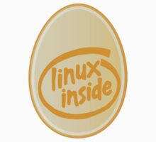 LINUX INSIDE One Piece - Short Sleeve
