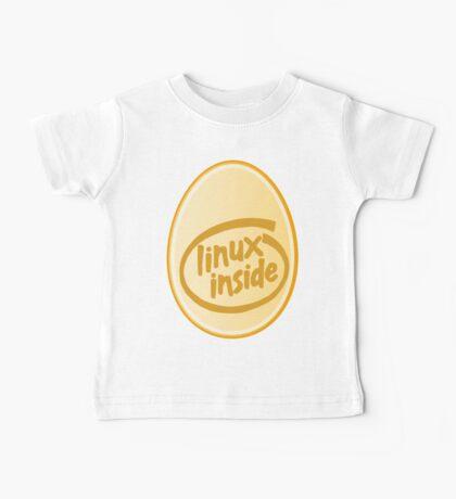 LINUX INSIDE Baby Tee