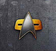 Trek Badge by Mattwo