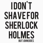 John shaves by ItsJeff