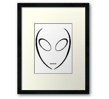 Alien 5 Framed Print