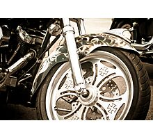 World of Wheels Photographic Print