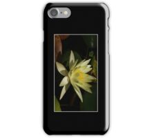 Yellow Water Lilly Cellphone Case 13 iPhone Case/Skin