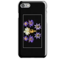 Buddah and Water Lillies Cellphone Case 21 iPhone Case/Skin