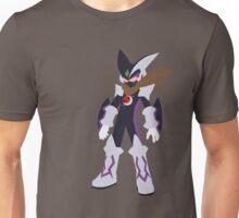 Megaman Bass-Cross V2 Minimalist Unisex T-Shirt