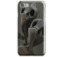In fear and trembling iPhone Case/Skin