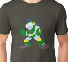 Bubble Man Minimalist Unisex T-Shirt