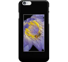 Macro Bee Water Lily Cellphone Case Cover 35 iPhone Case/Skin