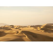 Icca Desert - Peru Photographic Print
