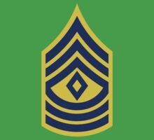 US Army 1st Sergeant by cadellin