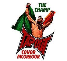 UFC CHAMP Photographic Print