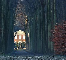Leading towards the country-house by jchanders