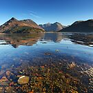 Ballachulish - Glencoe, Scotland by Martina Cross