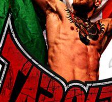 UFC CHAMP Sticker