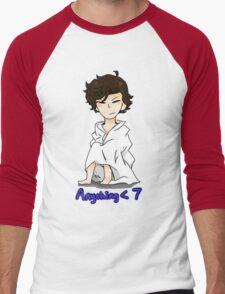 Boring Men's Baseball ¾ T-Shirt