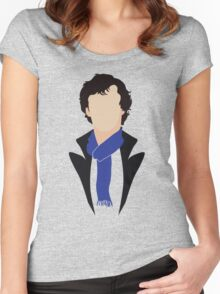 1 Sherlock Holmes Women's Fitted Scoop T-Shirt