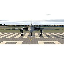 Avro Vulcan (Ready for take off) Photographic Print