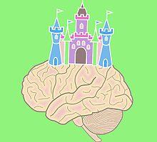Mind Palace.  by nimbusnought