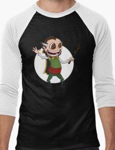 Ra's al Ghul contemplates Immortality Men's Baseball ¾ T-Shirt