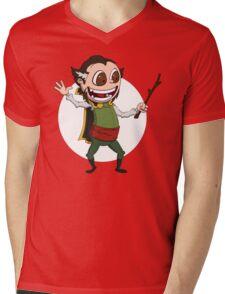 Ra's al Ghul contemplates Immortality Mens V-Neck T-Shirt