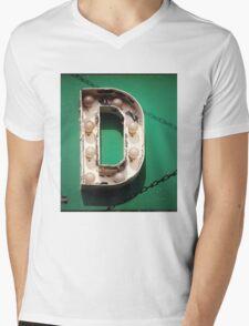 D. Mens V-Neck T-Shirt