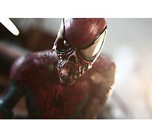 Marvel Zombie (Spider-Man) Photographic Print