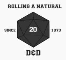 Rolling a Natural 20 since 1973 by JBetts97