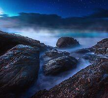 Blue Moon by Rodney Trenchard