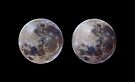 Full Moon in 3D colour by Duncan Waldron