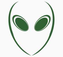 Alien 3 Green One Piece - Short Sleeve