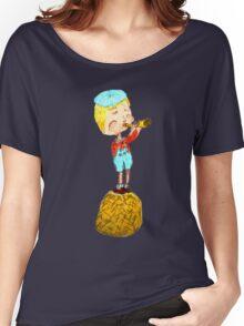 Little Boy Blue Women's Relaxed Fit T-Shirt