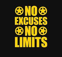 No Excuses No Limits Unisex T-Shirt