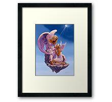 Birth of an Angel Framed Print