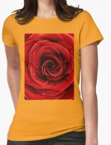 Beautiful Red Rose T-shirt design T-Shirt