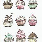 Cupcakes by Sara Wilson