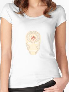 Amon Women's Fitted Scoop T-Shirt
