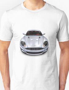 2009 Aston Martin DBS luxury car T-shirt design T-Shirt