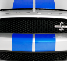 2008 Shelby Ford GT500KR sports car T-shirt design Sticker