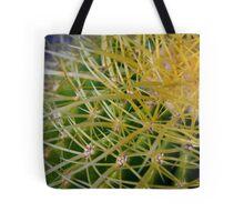 Ribbon Cactus Tote Bag