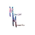 "Midnight Memories ""logo""- galaxy1 by Olga Perelman"