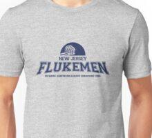 New Jersey Flukemen (Blue) Unisex T-Shirt