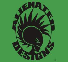 Alienated Designer Logo by AlienatedDesign