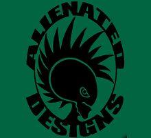 Alienated Designer Logo T-Shirt